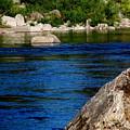 Spokane River by Greg Patzer