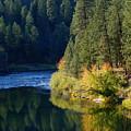Spokane Rivereflections by Ben Upham III