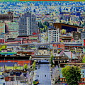 Spokane Washington 2 by Ben Upham III