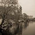 Spokane Winter by Craig Perry-Ollila