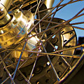 Spokes by Ricky Barnard