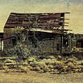 Spooky Broken House by Stevie Benintende