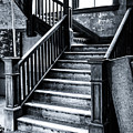 Spooky Grand Staircase by SC Shank