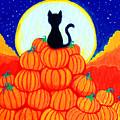 Spooky The Pumpkin King by Nick Gustafson