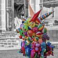 Spreading Joy by Agustin Uzarraga