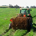 Spreading Manure by J McCombie