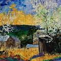 Spring 45 by Pol Ledent