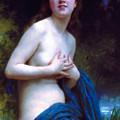 Spring Bather At Dawn by Isabella Howard