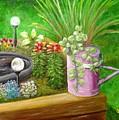 Spring Blooms by Olga Silverman
