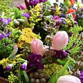 Spring Bouquet 2 by Cheryl Williver