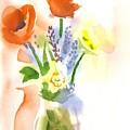 Spring Bouquet II by Kip DeVore