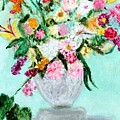 Spring Bouquet by Michela Akers