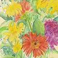 Spring Bouquet  by Vicki  Housel