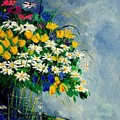 Spring Bunch  by Pol Ledent