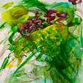 Spring Bursting by Barbara Rose Brooker
