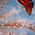 Spring Butterfly by Martha Mullins
