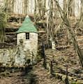 Spring Castle - Rock Island Park Tn Art 585 by Thomas Whetten