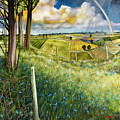 Spring by David Evans