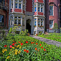 Spring Day On Beacon Hill Boston Ma by Toby McGuire
