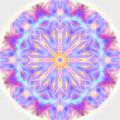 Spring Energy Mandala 3 by Beth Sawickie