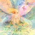 Spring Fairy by Carolyn Utigard Thomas