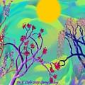 Spring Fantasy by Dr Loifer Vladimir