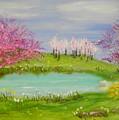 Spring Fever by Patti Spires Hamilton