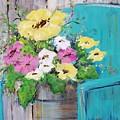Spring Floral by Terri Einer