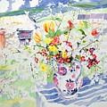 Spring Flowers On The Island by Elizabeth Jane Lloyd