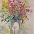 Spring Flowers by Rita Fetisov