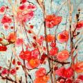 Spring Flowers by Shirley Sykes Bracken