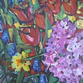 Spring Flowers by Victoria Glover