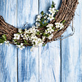 Spring Garland by Amanda Elwell