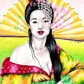 Spring Geisha by Scarlett Royal
