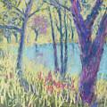 Spring Greeting by Carol Bower