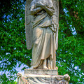 Spring Grove Angel Statue by Jonny D