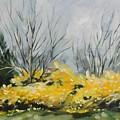 Spring Has Sprung by Outre Art Natalie Eisen