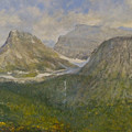 Spring In Glacier National Park by Gary Kaemmer