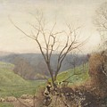 Spring by John William North
