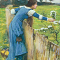 Spring by John William Waterhouse