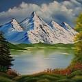 Spring Lake by Nadine Westerveld