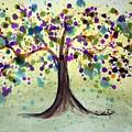 Colorful Tree by Alma Yamazaki