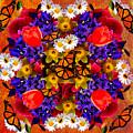 Spring Mandala 2016 by Kathryn Strick