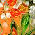 Spring Mood by Evelina Popilian