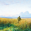 Spring Morning Catcher In The Rye  by Isabella Howard