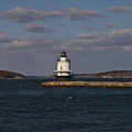 Spring Point Ledge Lighthouse by Paul Mangold