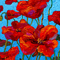 Spring Poppies by Marion Rose