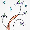 Spring Rain by Jamie Lynn