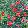 Spring Roses by Kendall Kessler