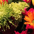 Spring/summer Bouquet - Flowers by Diann Fisher